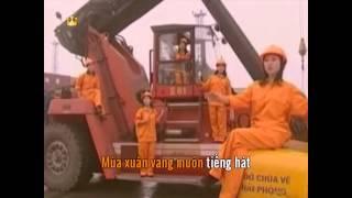 Bến Cảng Quê Hương Tôi   Karaoke Beat