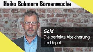 Warum Gold als Absicherung so wichtig ist
