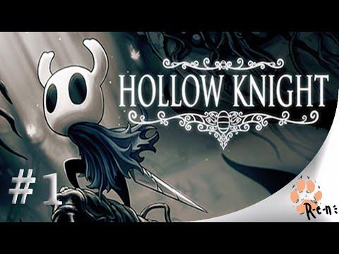 Hollow Knight (PS4) CZ Záznam neofiko streamu #1 (docela mne drtí)