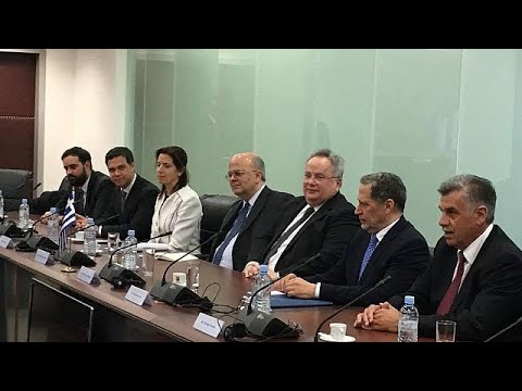 Σκόπια: Υπέρ ενός έντιμου συμβιβασμού, τάχθηκε ο Νίκος Κοτζιάς