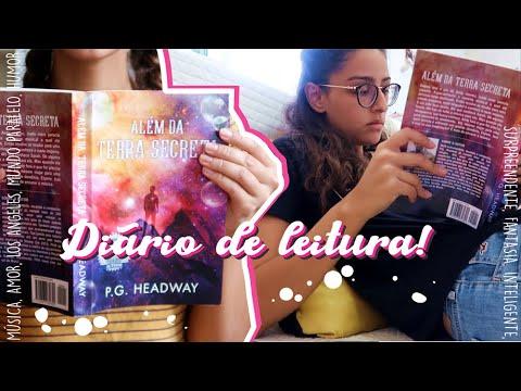 DIÁRIO DE LEITURA DE UM LIVRO QUE ME SURPREENDEU | Além da Terra Secreta - P.G Headway