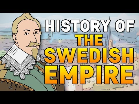 The Swedish Empire | Animated History