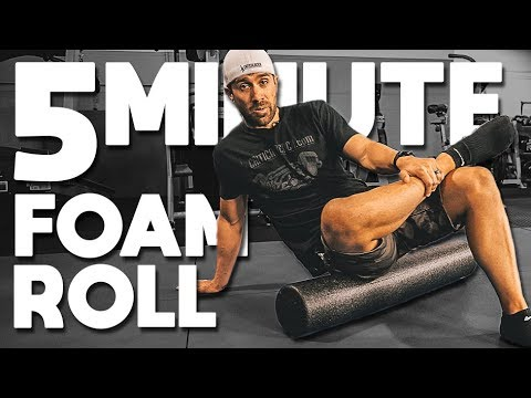 Benefits of Using a Foam Roller to Workout Your Muscles