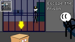 Escape The Prison Stickman Walkthrough - New Update By Ber Ber Games | Android Gameplay