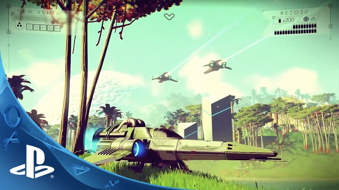 No Man's Sky on PS4: The Ambitions of Hello Games