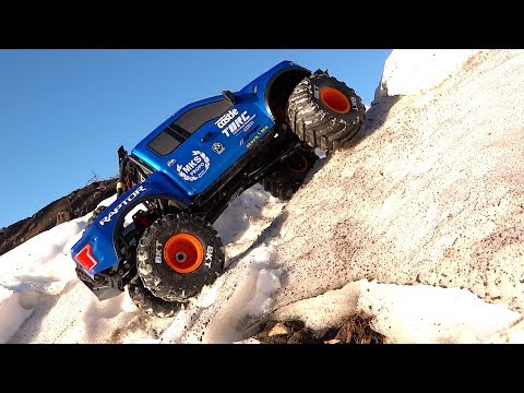 How Much Would You Pay? LARGE FULLY UPGRADED FORD F150 1:8 Traction Hobby RTR | RC ADVENTURES