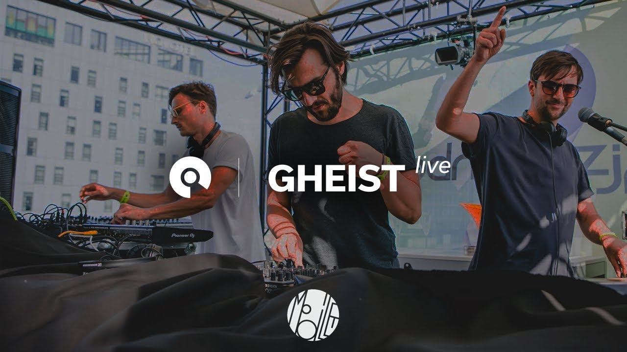 GHEIST - Live @ Rodriguez Jr. & Friends Rooftop 2018