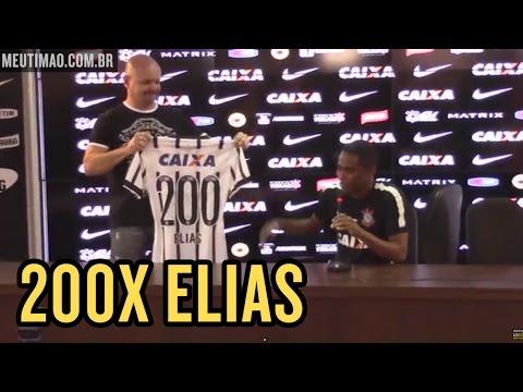 200x Elias pelo Corinthians