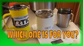 Coffee Mugs Yeti RTIC Ozark Trail Review