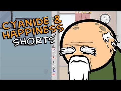 Growing Up - Cyanide & Happiness Shorts