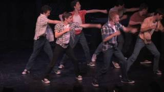 West Side Story - Jet Song
