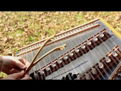 "Turntablenc L.M. Kirwan on the Hammered Dulcimer ""The Sprite"""