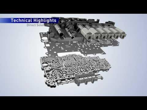 Hyundai's new 8-Speed Automatic Transmission