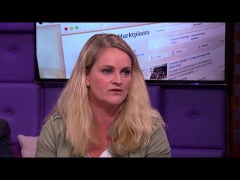 Opgelichte vriendinnen nemen verkoper neptickets te grazen - RTL LATE NIGHT/ SUMMER NIGHT