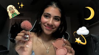 ASMR 5 Minute Fairy Makeup Look On You