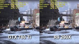 Blast From The Past: GTX 780 Ti vs R9 290X