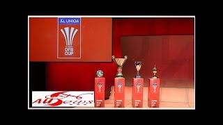 ÖFB Cup Auslosung: Die Spielpaarungen der 2. Runde