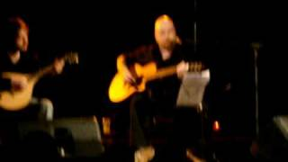 Duncan Patterson & Mick Moss (Antimatter) live in Bulgaria - Everything you know is wrong