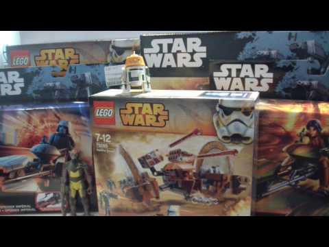 April Neuerwerbungen | Star Wars Figuren und Raumschiffe | Lego Hasbro StarWars Rebels