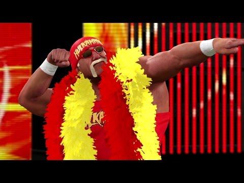 Trailer de WWE 2K15