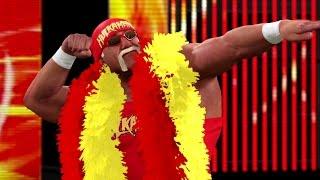 WWE 2K15 video