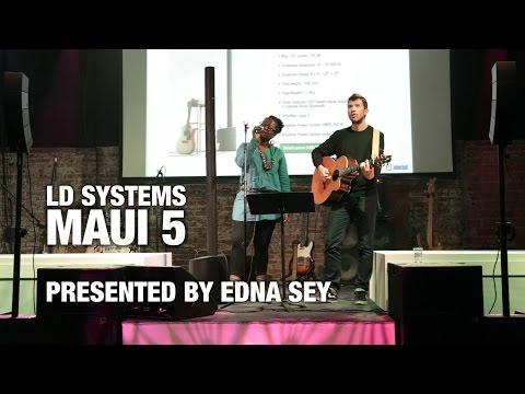 MAUI 5 - Music System For Gym / Music System For Restaurant / Auditorium Sound System