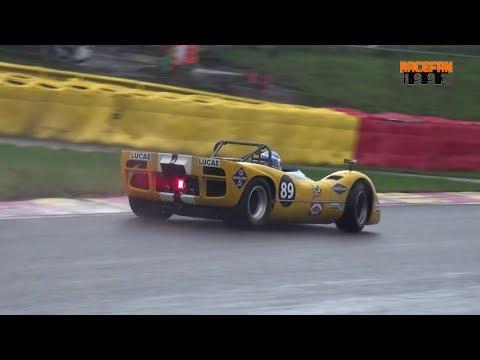 FIA Masters Historic Sports Car Championship Spa Francorchamps 2019