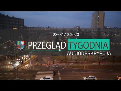 Tygodniowy skrót wydarzeń z regionu wersja z audiodeskrypcją