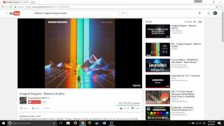 Practice Believer - Imagine Dragons Kayla M. Fassett