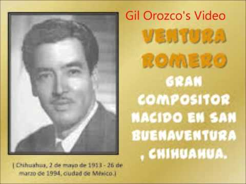 Callen Ese Cornetin   Canta Ventura Romero