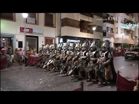 """Праздник """" Мавры и Христиане """" Испания , продолжение . Fiesta """"Moros y Cristianos """". Live in Spain"""