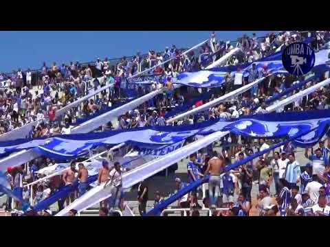 """""""Hinchada vs. Gimnasia"""" Barra: La Banda del Expreso • Club: Godoy Cruz"""