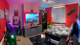 17 YEAR OLD BOY ROOM TOUR 2020!