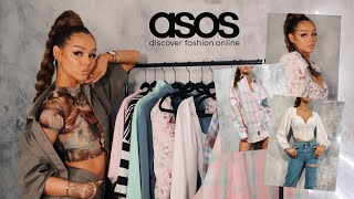 SPRING ASOS TRY ON AND STYLING HAUL