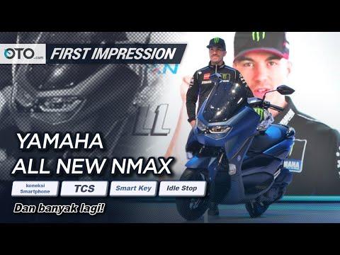 Yamaha NMax Baru | First Impression | Berapa Harganya? | OTO.com