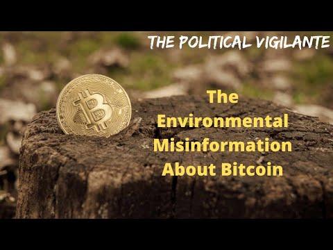 Rosie Tran Talks About Bitcoin Environmental Misinformation
