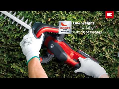 Einhell Power X Change 18V Lithium Cordless Hedge Trimmer