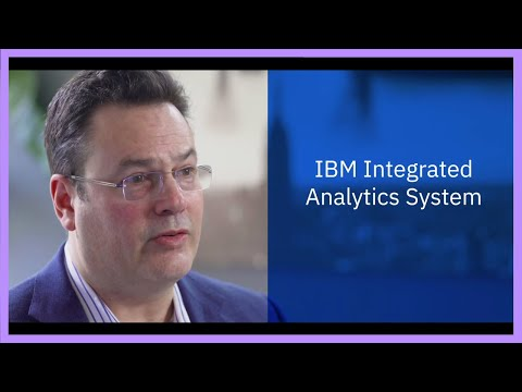 Reinventing the hedge fund with the IBM Integrated Analytics System (IAS)