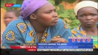 Mzozo kwenye mpaka wa Isiolo na Meru yaendelea