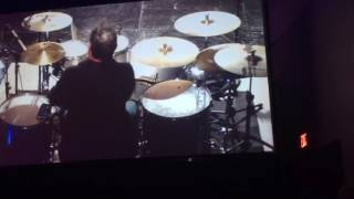 Short drum solo with Doug Stone!