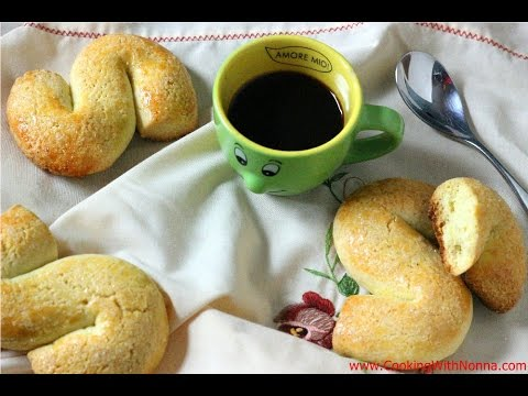 Italian S Cookies –  Rossella's Cooking with Nonna