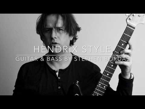 Hendrix Style.