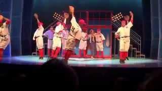 """Shoeless Joe"" from Damn Yankees Merry-Go-Round Playhouse 2014"
