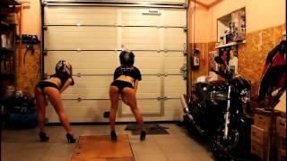 Dance Bikers женский ответ танцующим байкерам