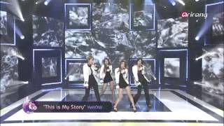 Showbiz Korea - My Name, Yell.O.W, Royal Pirates, BTOB
