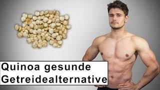 Quinoa - Mit Hilfe von Pseudogetreide Muskeln aufbauen - Lebensmittel Check