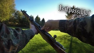 Battlefield 1 trick reload in Real life with the Mosin Nagant?