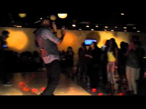 LBP performing @Club Fresh