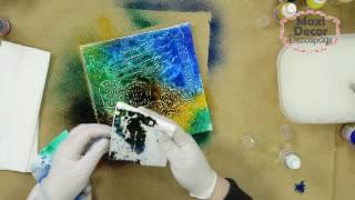 Color Spray Πάστα Διαμόρφωσης Decoupage (Ντεκουπάζ)