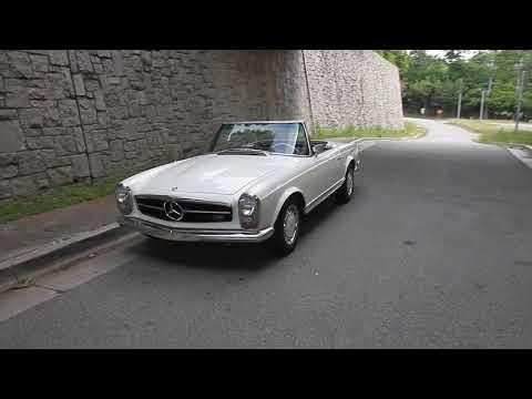 Video of '66 230SL - Q48N